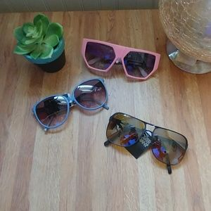 NWT. Bundle of 3 pair of Foster Grant sunglasses
